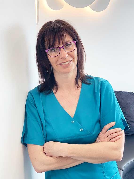 Alexandra Filla, Medizinische Fachangestellte in der Praxis Dr. Mollemeyer & Kollegen
