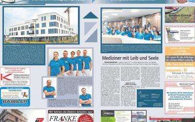 Presse: Das neue Ärztezentrum Lechfeld