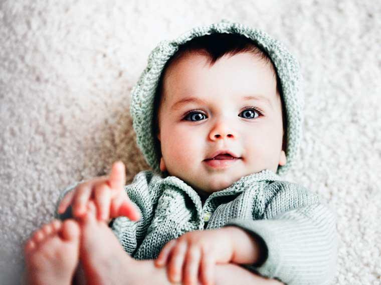 Unsere Hausärzte versorgen auch Kinder und Kleinkinder