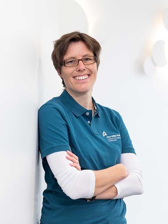 Ärzte im Ärztezentrum Lechfeld: Ulrike Müller-Botz, Fachärztin für Allgemeinmedizin