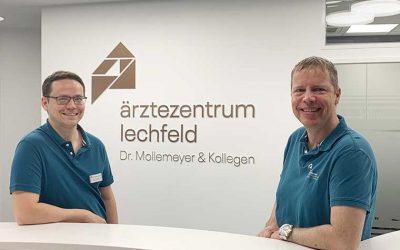 Neu im Team:Dr. med. Nikolaus Schickl