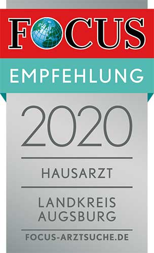 Empfehlung Hausarzt 2020