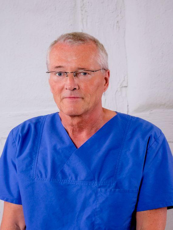 Dr. med. Jan Feimer, Facharzt für Innere Medizin
