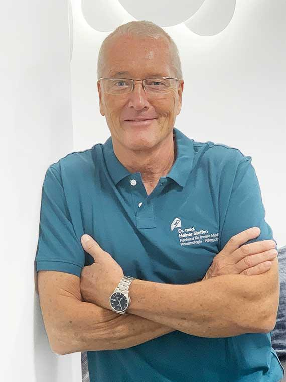 Dr. med. Heiner Steffen
