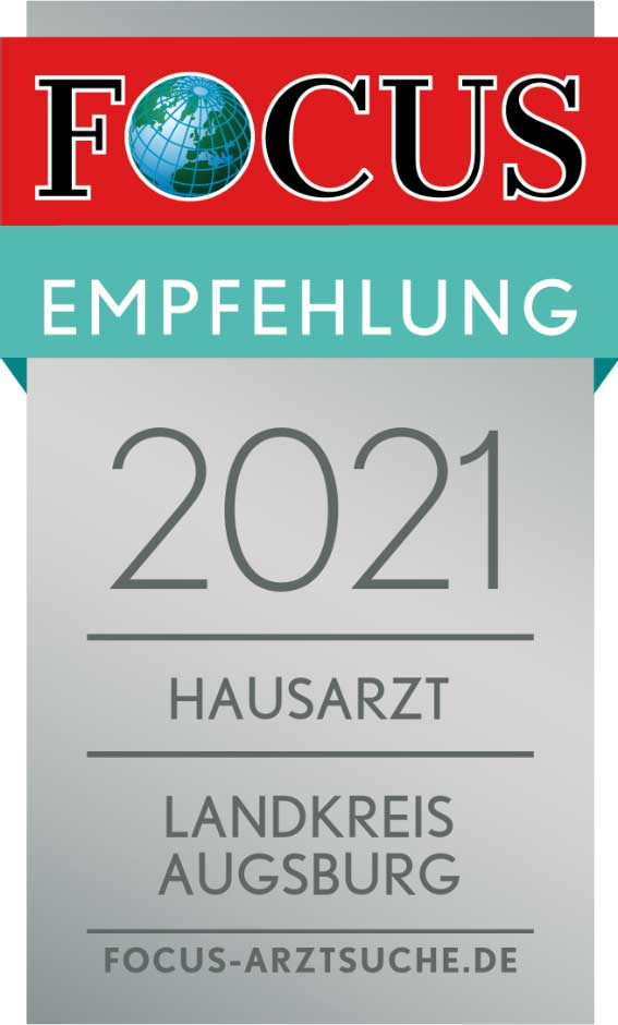 Focus-Empfehlung Hausarzt 2021